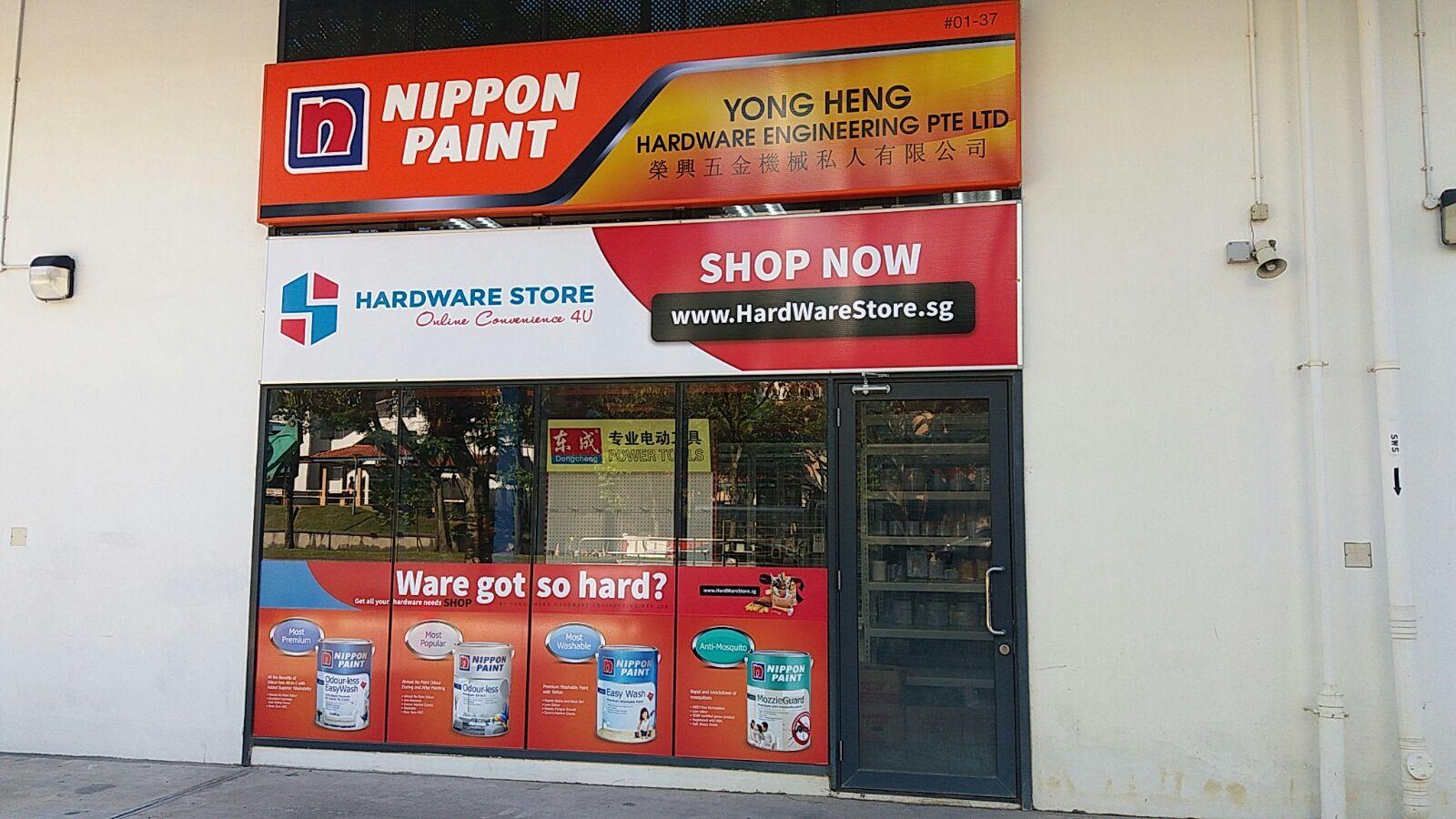 Contact Us - Hardware Store Singapore