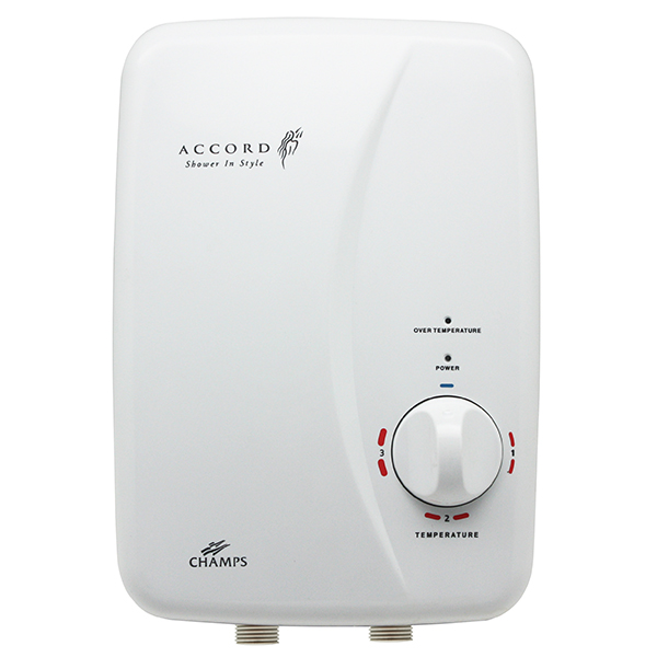 Champs-Accord-Set-Home-Water-Heater