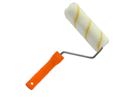 O01-6350-6 OREX RICO YELLOW PAINT ROLLER O01-6350-6 (6