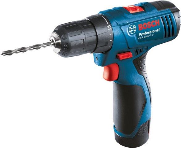 Bosch GSR 1080-2-LI Cordless drill