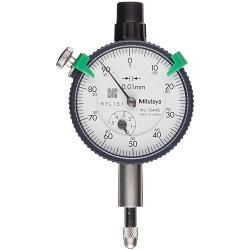 Mitutoyo Dial Gauge 0-100, 5mm-1044S
