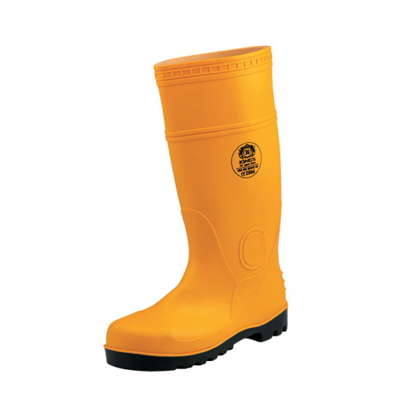 3bdf8fa71265 KING S WATER PROOF PVC BOOTS - KV20Y - Hardware Store Singapore