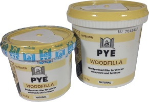 PYE WOODFILLA TEAK-NATURAL