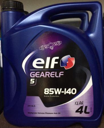 elf-gearelf-5-85w-i40