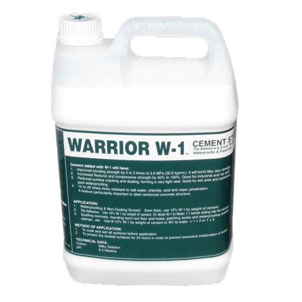 Warrior W1 Cement Strengthener Hardware Store Singapore