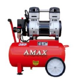 AMAX LOW NOISE AIR COMPRESSOR 3.0HP/50L