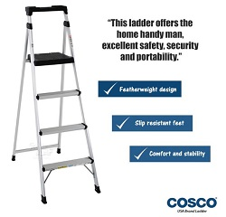 Cosco 4 steps LITE Sol ladder-SL-5072
