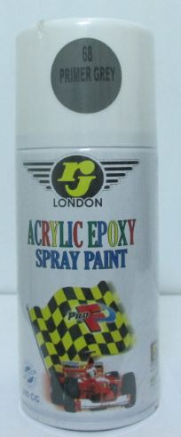 RJ ACRYLIC EPOXY SPRAY PAINT 400CC