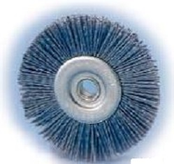 Union Abrasive Nylon Wheel Brush 100mm GWH44