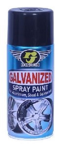 RJ GALVANIZED SPRAY 400CC