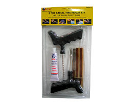 OREX 9PCS PEDAL TIRE REPAIR KIT