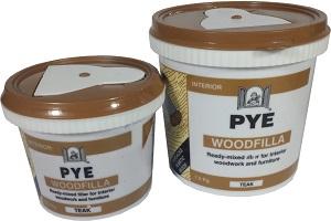 PYE Woodfilla-Teak