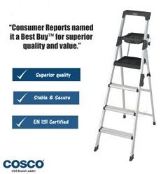 SL-5075-Cosco 5 setps signature alu ladders-MAIN