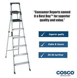 SL-5076-Main 5 steps signature series alu ladder