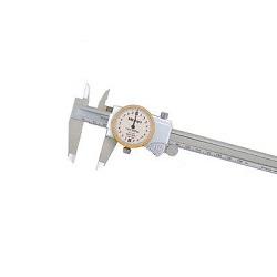 Mitutoyo-505-686-Dial-Caliper-Vernier-Caliper-Range-0-200mm