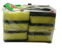 3M Scotch Brite Gen purpose scrubbing-6pcs.1