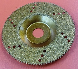 DMD Brazed Grinding wheel-1