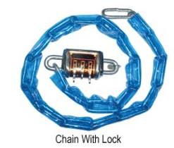 chain w lock-30inch
