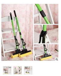 steel handle mop-8023 small