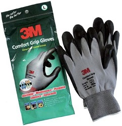 3M Comfort grip gloves.1 250x242