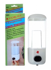 NSD 1 compartment liquid dispenser-250x200