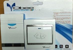 Obee wireless door bell Z01-DCS 250x250
