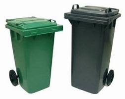 mobile bins 80L&120L