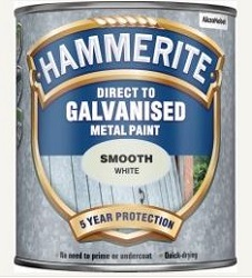 hammerite direct to galvanised